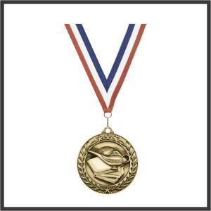 Education Medal (WAM) - 2""
