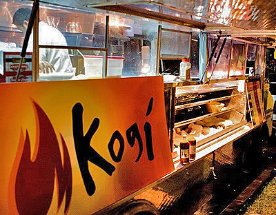 Kogi BBQ Truck