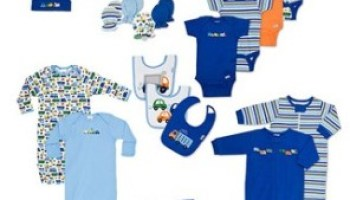 a118b9cb0 Gerber Newborn Boys' 22-Piece Essential Layette Set For Less Than $40  Shipped!