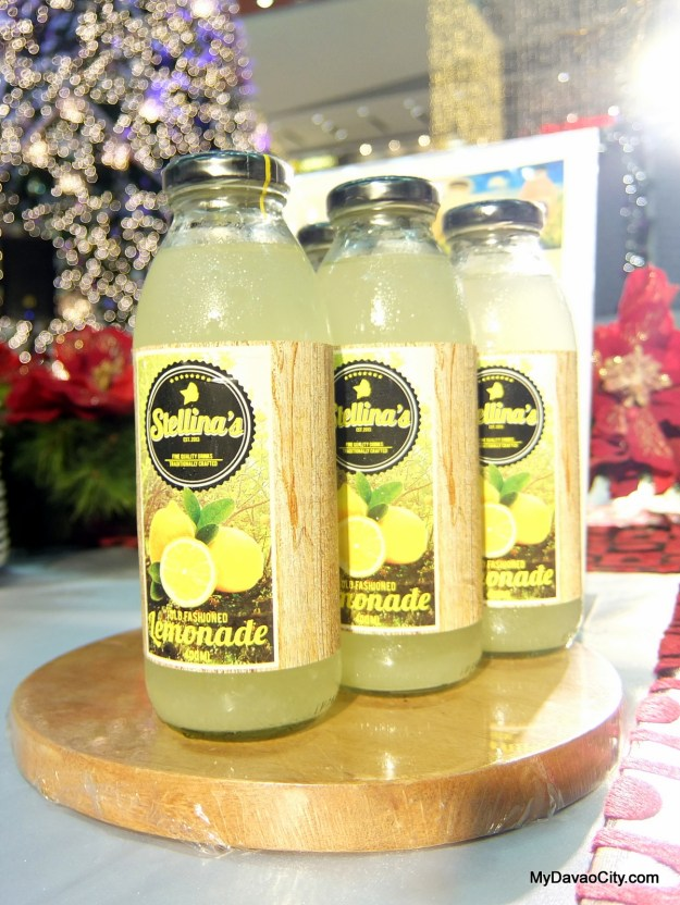 Stellina's Lemonade at the Davao Gourmet Collective Festive Food Holiday Market