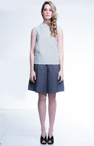 Joy Top with Eloisa Cullotes by Canvas available at Chimes Boutiques