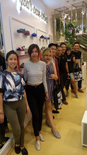 Flossy Opens at Abreeza Ayala Mall