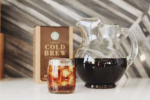 Starbucks Cold Brew Pitcher Pack