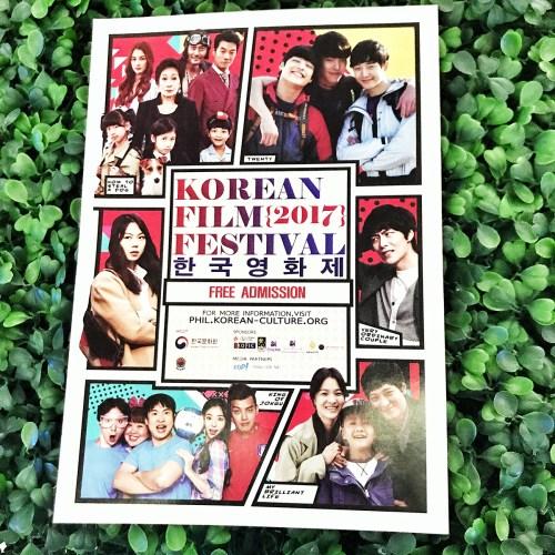 Primer of the Korean Film Festival 2017 at SM Lanang Premier