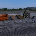 more container and decorations dayz server