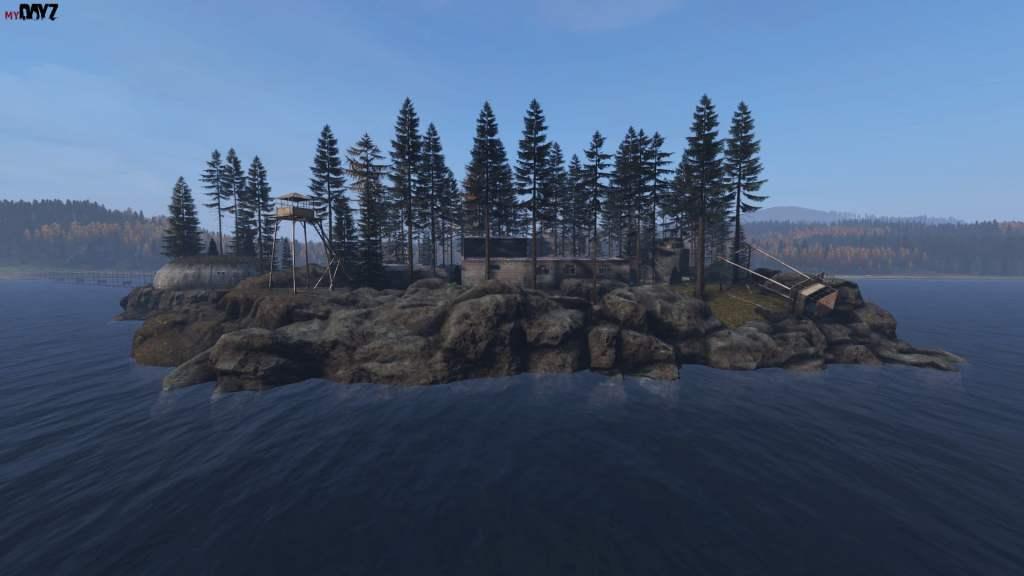 New military island