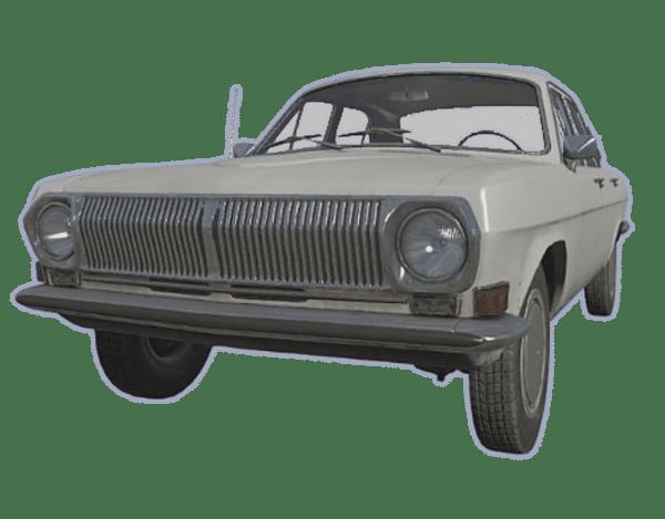 Volga Civilian Sedan