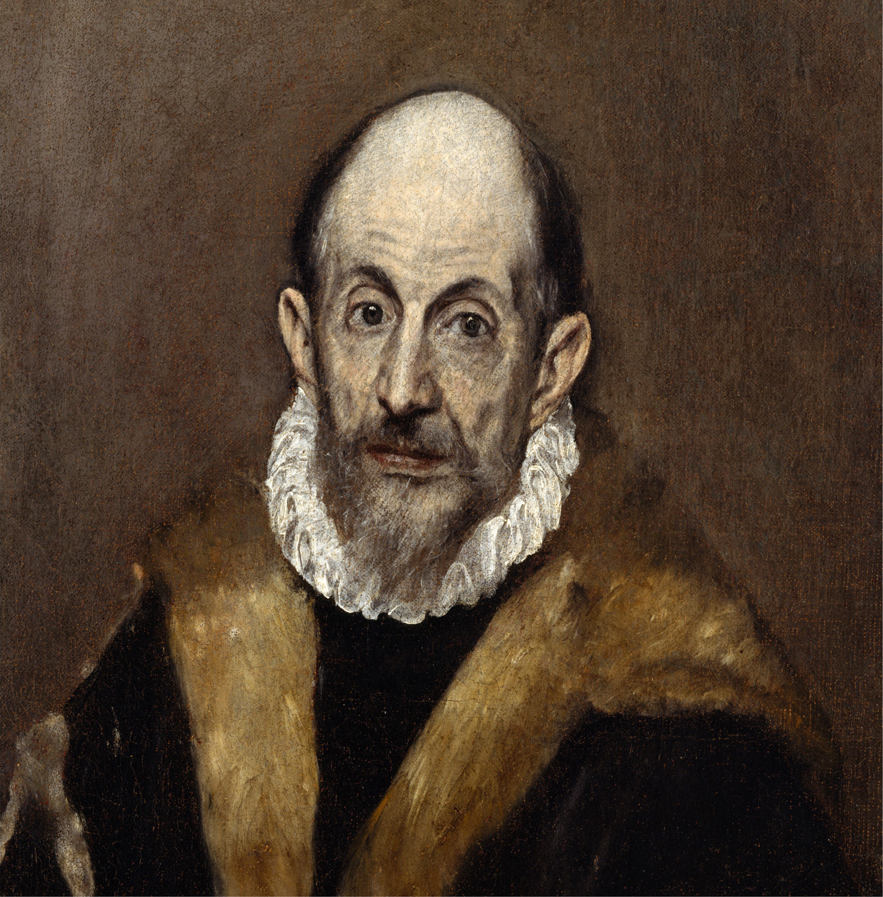 Download El_Greco - Portrait_of_a_Man | Daily Dose of Art