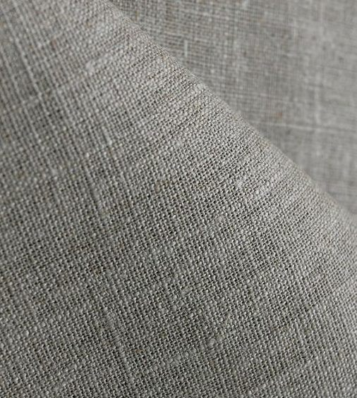 Loose Weave Linen Fabric