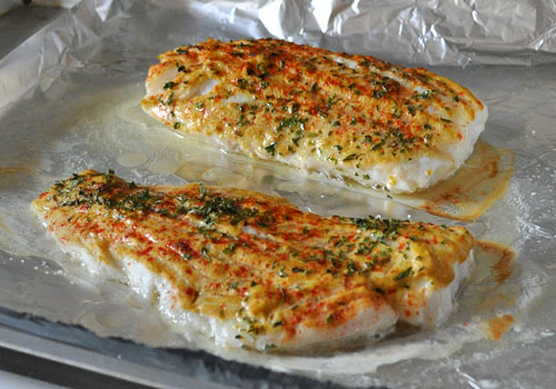 How To Bake Cod In The Oven With Foil Howsto Co