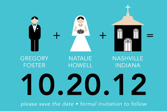 45 Most Creative Wedding Invitation Card Designs