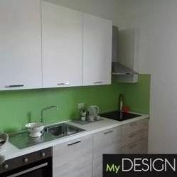 Cucina per casa studenti a Milano