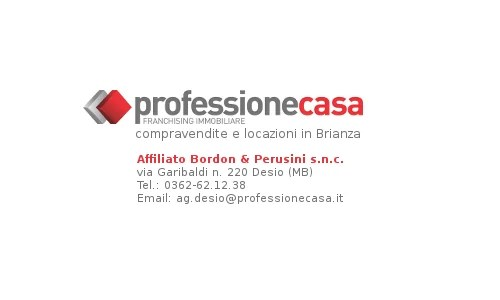 Logo ProfessioneCasa Desio