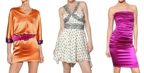 Kleidertrends 2012 – Minikleider