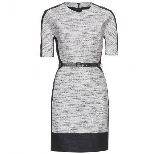 3.1 Phillip Lim Kleid Aus Leinen Und Baumwolle