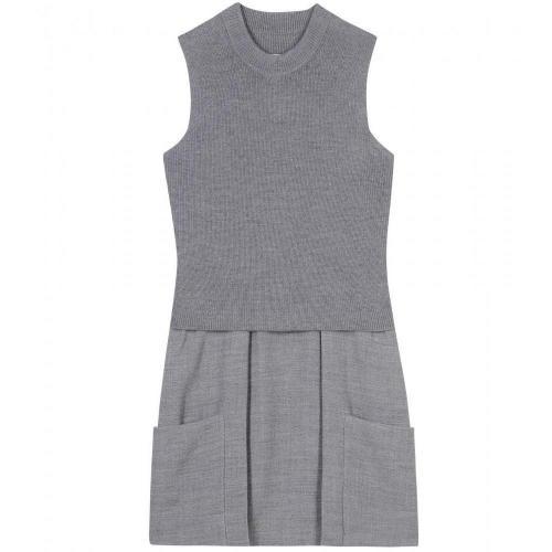 3.1 Phillip Lim Kleid Im Layering-Stil