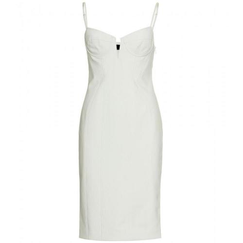 Alexander Wang Bodycon-Kleid White