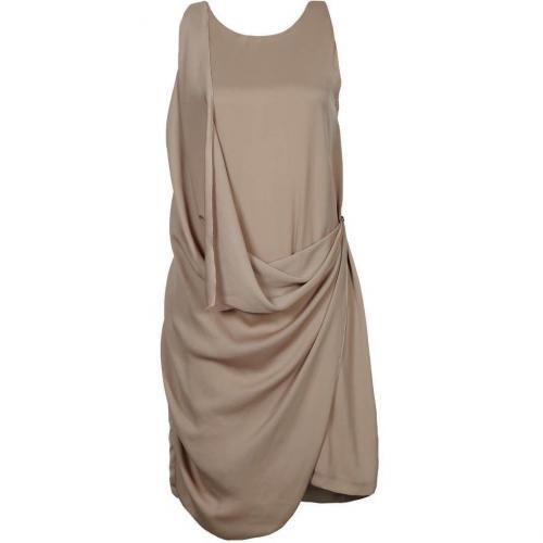 Ana Alcazar Cocktailkleid / festliches Kleid beige