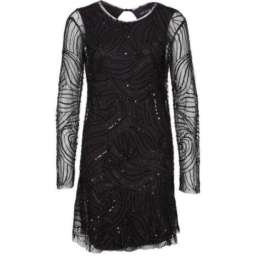 Antik Batik Lora Cocktailkleid / festliches Kleid black