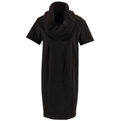 Apriori Blusenkleid schwarz