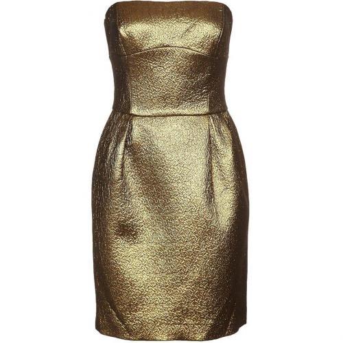 Axara Etuikleid bronze