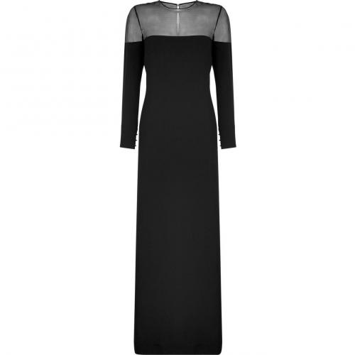Azzaro Black Maggie Dress