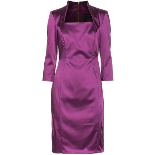 Barbara Schwarzer Golden Zip Purple