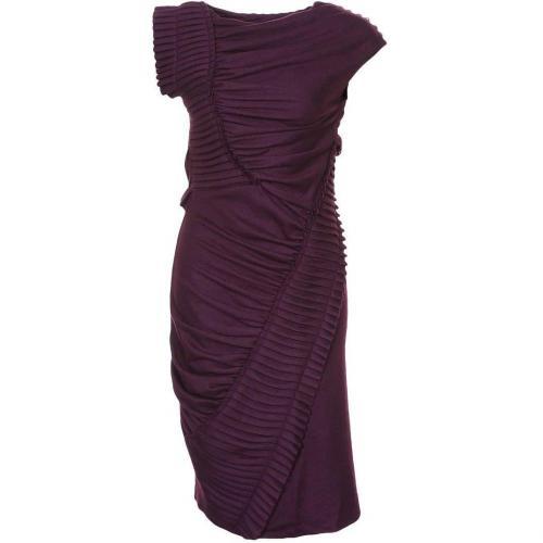 Bastyan Penny Jerseykleid purple