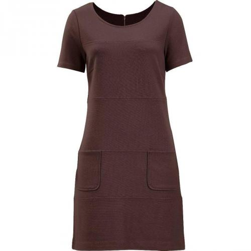 Betty Barclay Jerseykleid braun