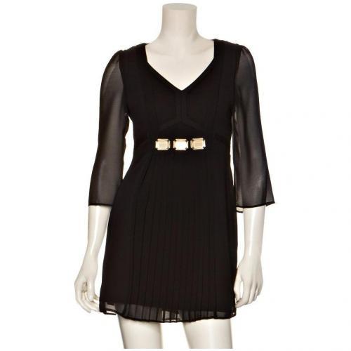 Blacky Dress Tunikakleid Schwarz