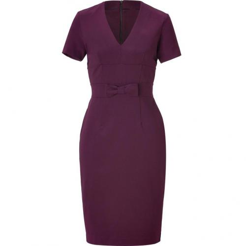 Burberry London Boysenberry Moina Kleid