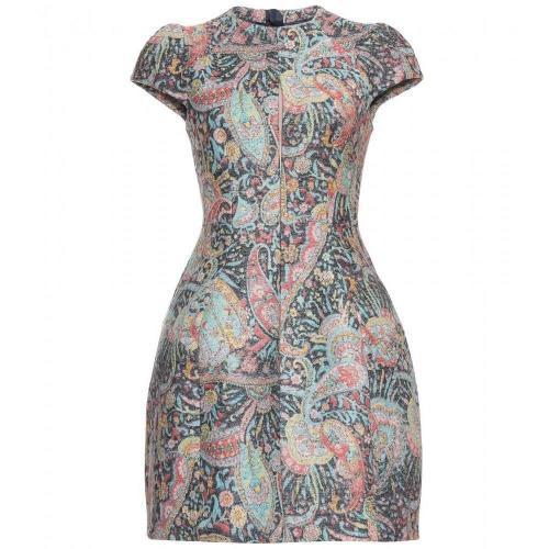 Carven Print-Kleid