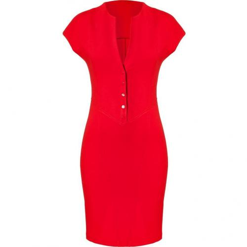 Catherine Malandrino Blaze Ponte Cap Sleeve Dress