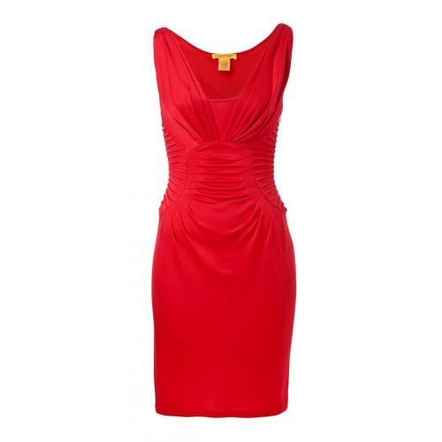 Catherine Malandrino Poppy Kleid Rot