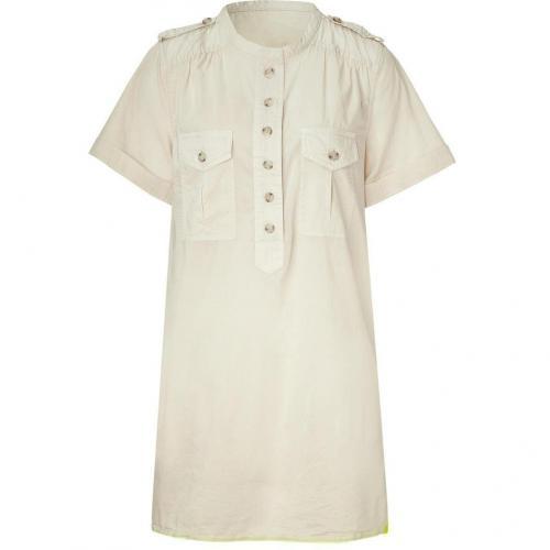 Closed Light Beige Shirt Dress