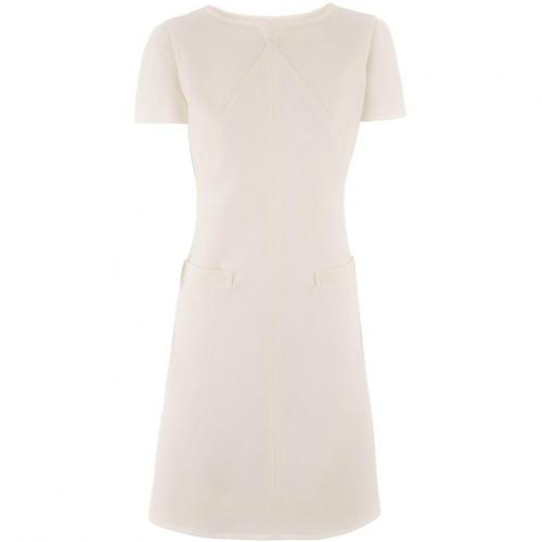 Courrèges White Dress Triangle
