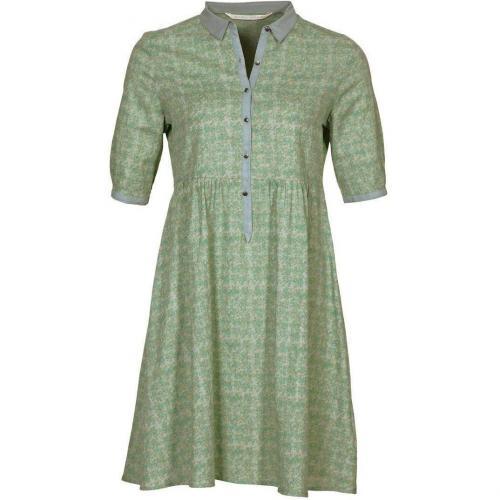 Custommade Dita Blusenkleid oil green