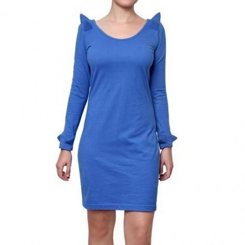 Daniel Palillo Spitzen Jersey Kleid