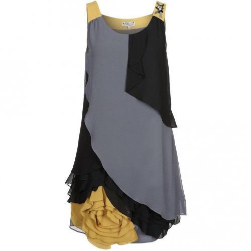 Deby Debo Gravissime Cocktailkleid / festliches Kleid gris