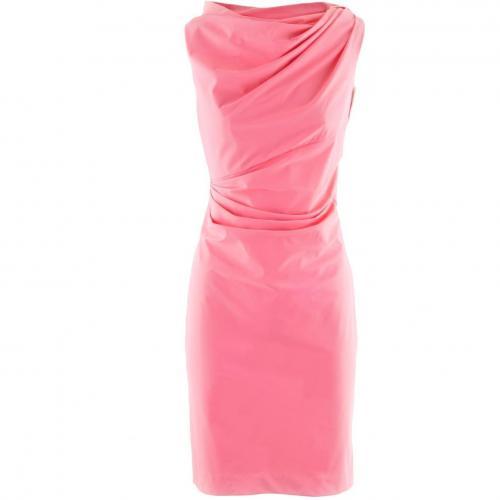 Diane von Furstenberg Coral Pink Dress Darcy