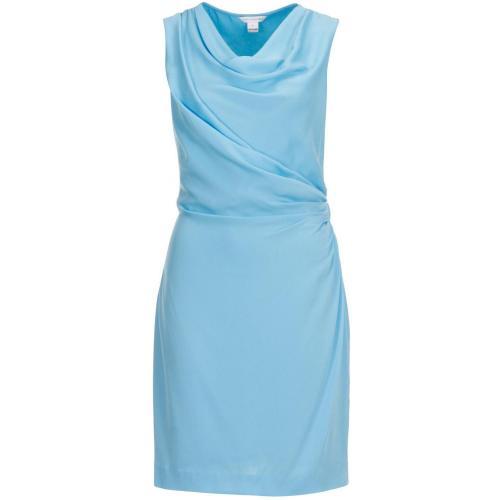 Diane von Furstenberg Kleid Julissa hellblau