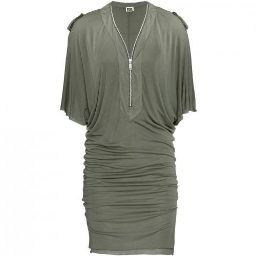 Diesel Kleid Juliane grün