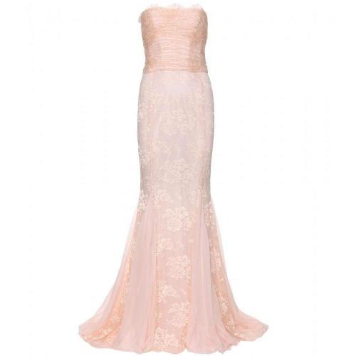 Dolce & Gabbana Spitzen-Abendkleid