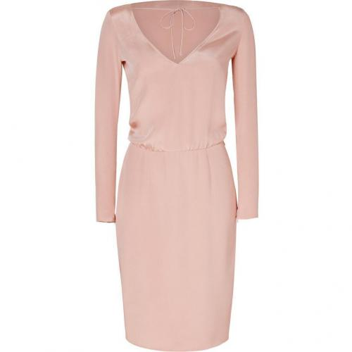 Emilio Pucci Colonial Rose Silk Dress
