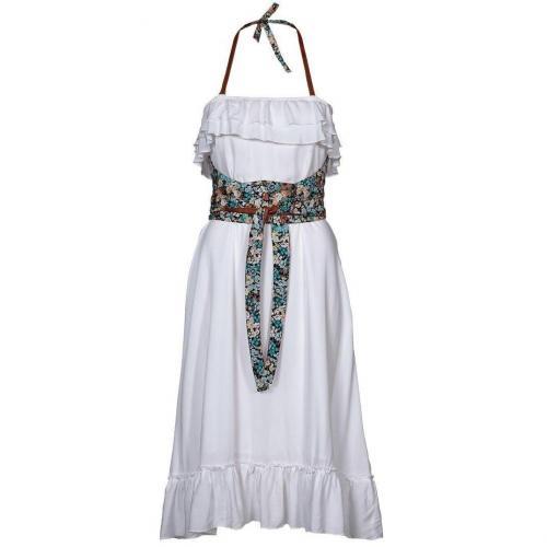 Evaw Wave Chelsea Sommerkleid white