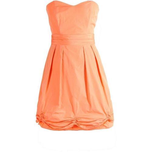 Fashionart Ballkleid aprikot