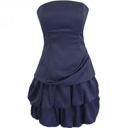 Fashionart Ballkleid graublau