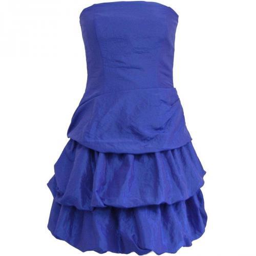 Fashionart Ballkleid leuchtend blau