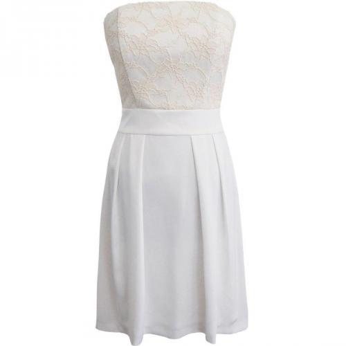 Fashionart Cocktailkleid white