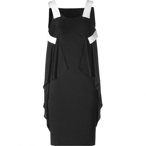 Givenchy Black/White Kleid